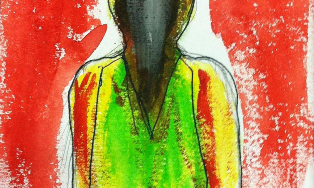 Taneea - Self Portrait Dialogue